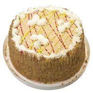 Торт з місцевої пекарні - цветы и букеты на flora.od.ua