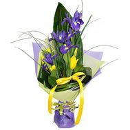 """Spring business bouquet"" in the online flower shop flora.od.ua"