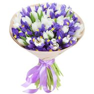 Spring bouquet of flowers - flowers and bouquets on flora.od.ua