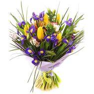 """""""Весняний букет мікс"""" в интернет-магазине цветов flora.od.ua"""