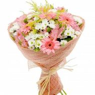 Bright bouquet for the girl - flowers and bouquets on flora.od.ua