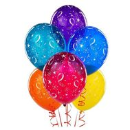 7 balloons - flowers and bouquets on flora.od.ua
