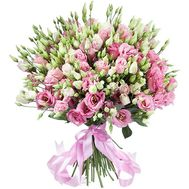 Large bouquet of 51 eustoms - flowers and bouquets on flora.od.ua
