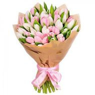 Bouquet 51 tulips - flowers and bouquets on flora.od.ua