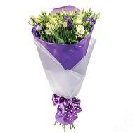 Букет из 11 эустом - цветы и букеты на flora.od.ua