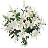 Bouquet of lilies - flowers and bouquets on flora.od.ua
