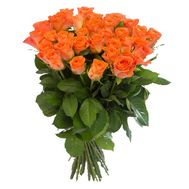 Bouquet of 35 roses - flowers and bouquets on flora.od.ua