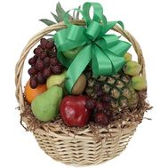 Fruit basket - flowers and bouquets on flora.od.ua