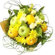Лимонный букет - цветы и букеты на flora.od.ua