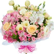 """Delicate bouquet of flowers"" in the online flower shop flora.od.ua"
