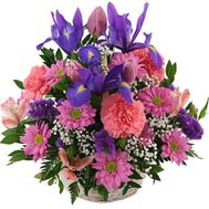 """Spring bouquet"" in the online flower shop flora.od.ua"