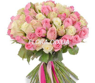 """""""101 роза 70 см"""" в интернет-магазине цветов flora.od.ua"""