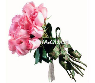 """11 імпортних троянд"" в интернет-магазине цветов flora.od.ua"