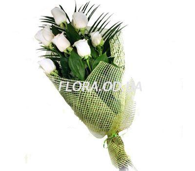 """""""7 import roses"""" in the online flower shop flora.od.ua"""