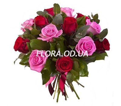 """Bouquet of 15 roses"" in the online flower shop flora.od.ua"