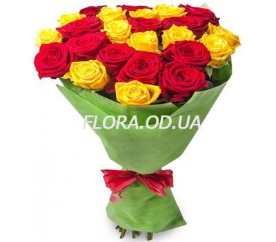 """Bouquet of 21 roses"" in the online flower shop flora.od.ua"
