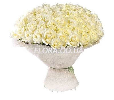 """""""Bouquet of 51 roses"""" in the online flower shop flora.od.ua"""