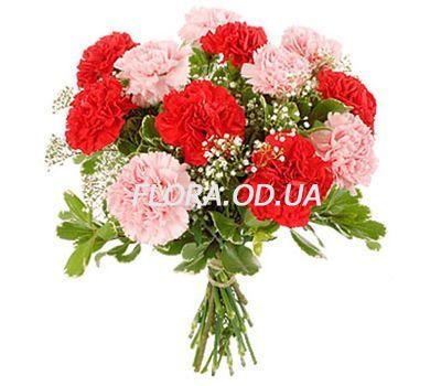 """""""Букет из гвоздик"""" в интернет-магазине цветов flora.od.ua"""