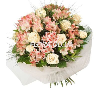 """Classic bouquet"" in the online flower shop flora.od.ua"