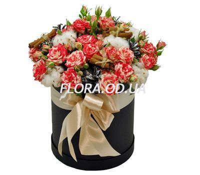 """Composition The New Year Miracle"" in the online flower shop flora.od.ua"