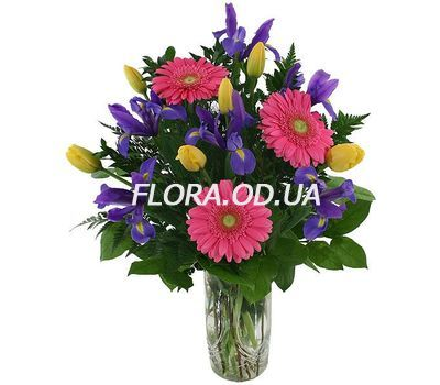 """Beautiful spring bouquet"" in the online flower shop flora.od.ua"
