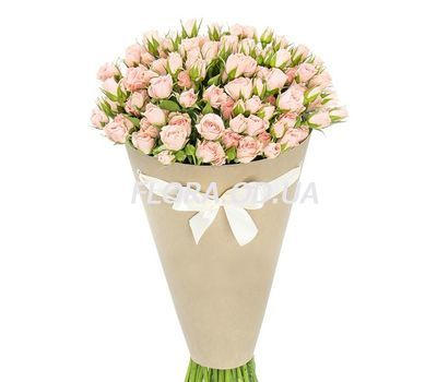 """Roses spray in a Cone"" in the online flower shop flora.od.ua"