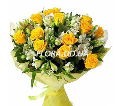 """The best bouquet for the beloved"" in the online flower shop flora.od.ua"