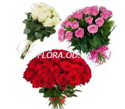 """Week of roses №2"" in the online flower shop flora.od.ua"