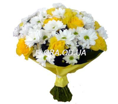 """An unusual bouquet of flowers"" in the online flower shop flora.od.ua"
