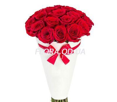 """Roses in an envelope"" in the online flower shop flora.od.ua"