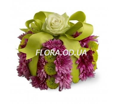 """Cake from flowers"" in the online flower shop flora.od.ua"