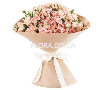 """""""Букет з 29 кущових троянд"""" в интернет-магазине цветов flora.od.ua"""